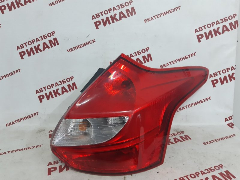 Стоп-сигнал Ford Focus 3 CB8 PNDA 2011 задний правый