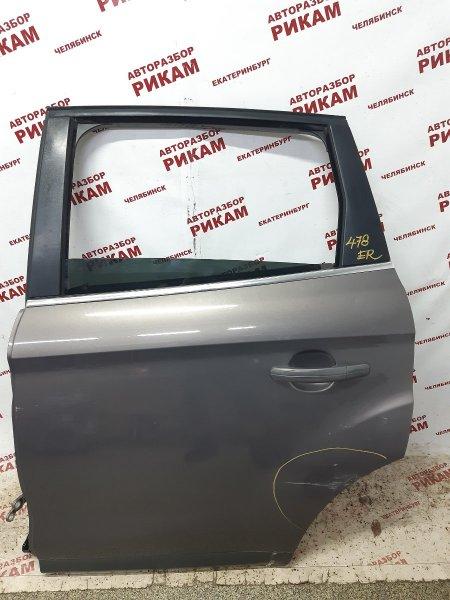 Дверь Ford Kuga DR HYDC 2012 задняя левая