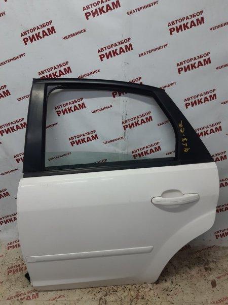 Дверь Ford Focus 2 CB4 C307/ AODA 2006 задняя левая