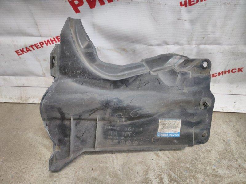 Защита двигателя Mazda Axela BKEP LF-VE 2006 правая