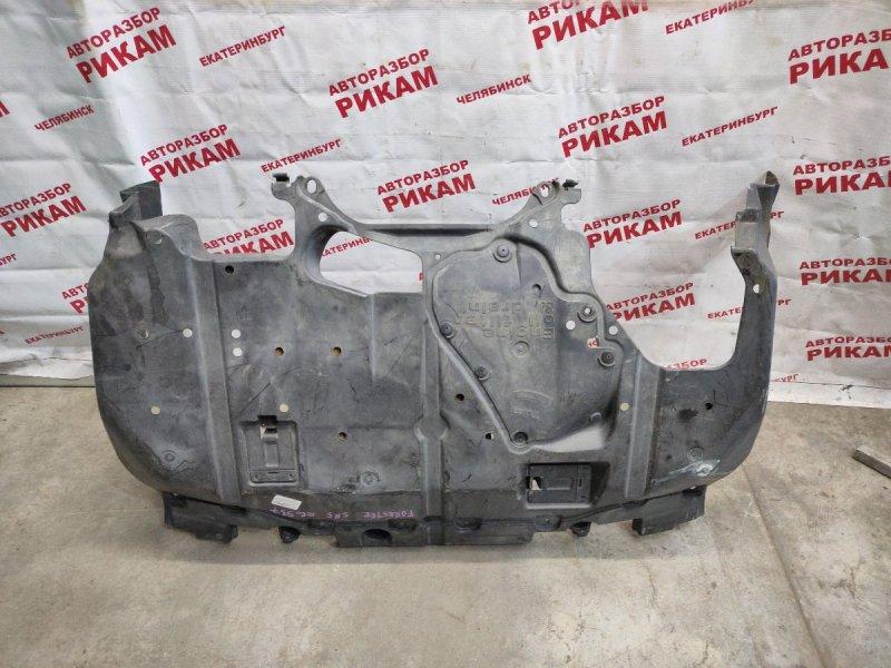Защита двигателя Subaru Forester SH5 EJ204 2009