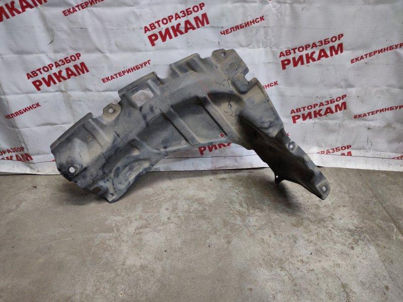 Защита двигателя Toyota Funcargo NCP20 2NZ-FE 2001 правая