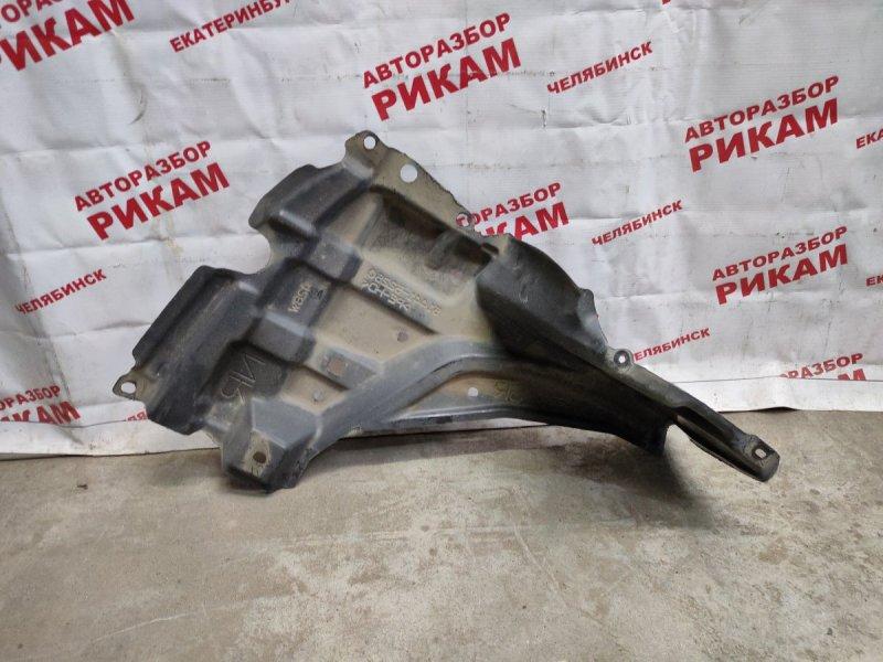 Защита двигателя Toyota Vitz KSP90 1KR-FE 2010 правая