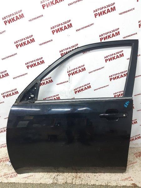 Дверь Chery Tiggo T11 DB SQR484F 2010 передняя левая