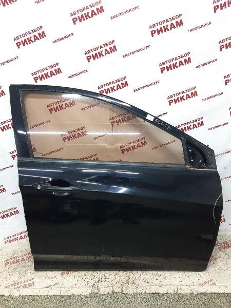 Дверь Hyundai Solaris RB G4FD 2018 передняя правая