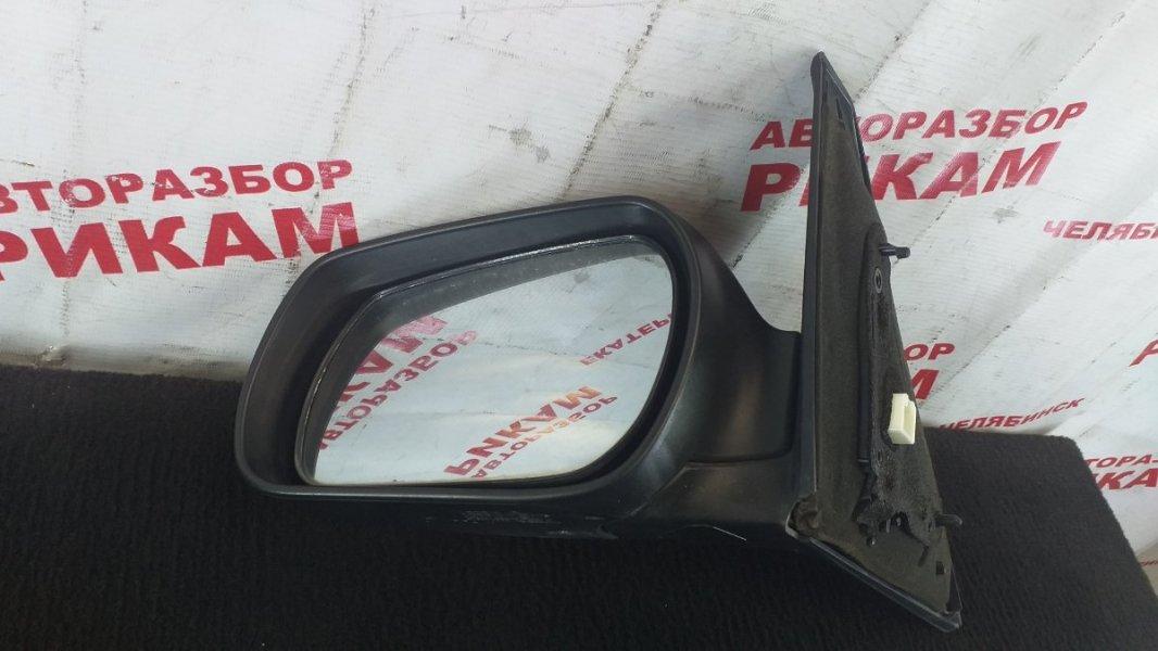 Зеркало Mazda Axela BK5P ZY 2006 левое