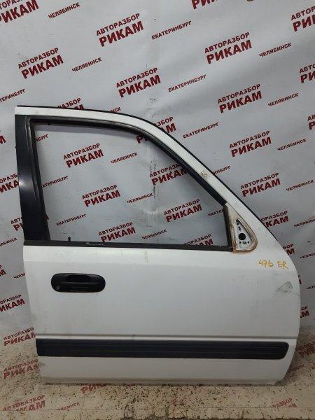 Дверь Honda Cr-V RD1 B20B8 1999 передняя правая