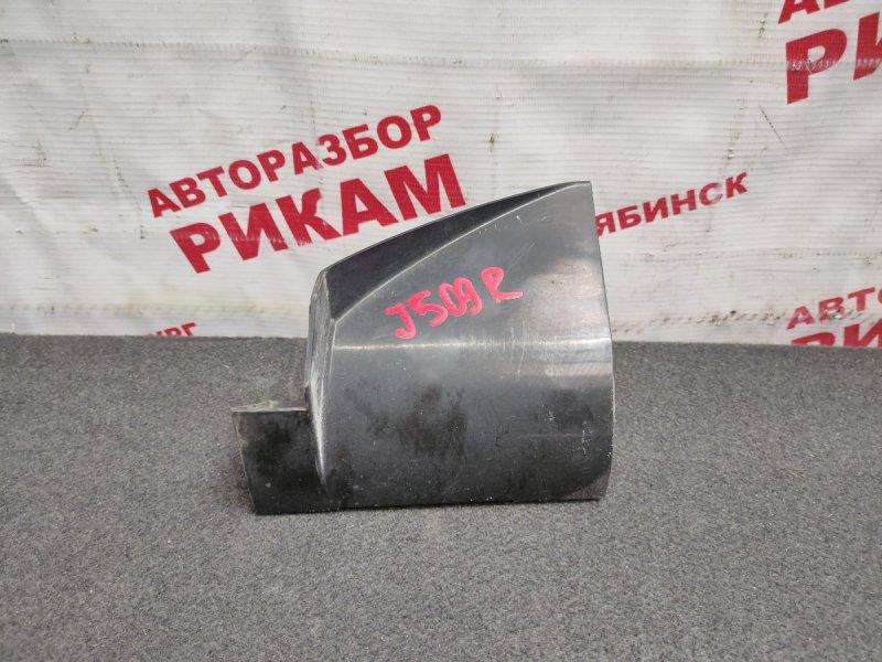 Дефлектор радиатора Mazda Axela BK5P ZY 2006 правый