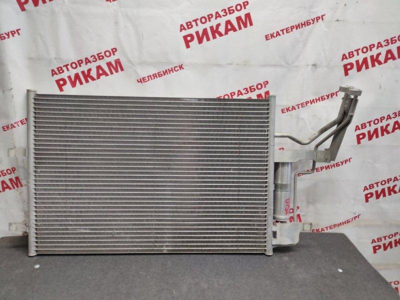 Радиатор кондиционера Mazda Axela BK5P ZY-VE 2006