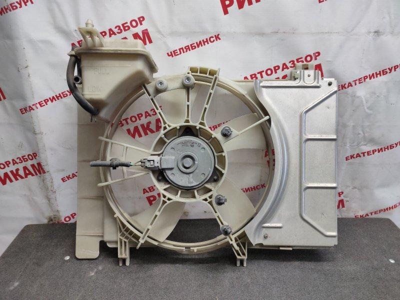 Диффузор Toyota Vitz KSP90 1KR-FE 2010
