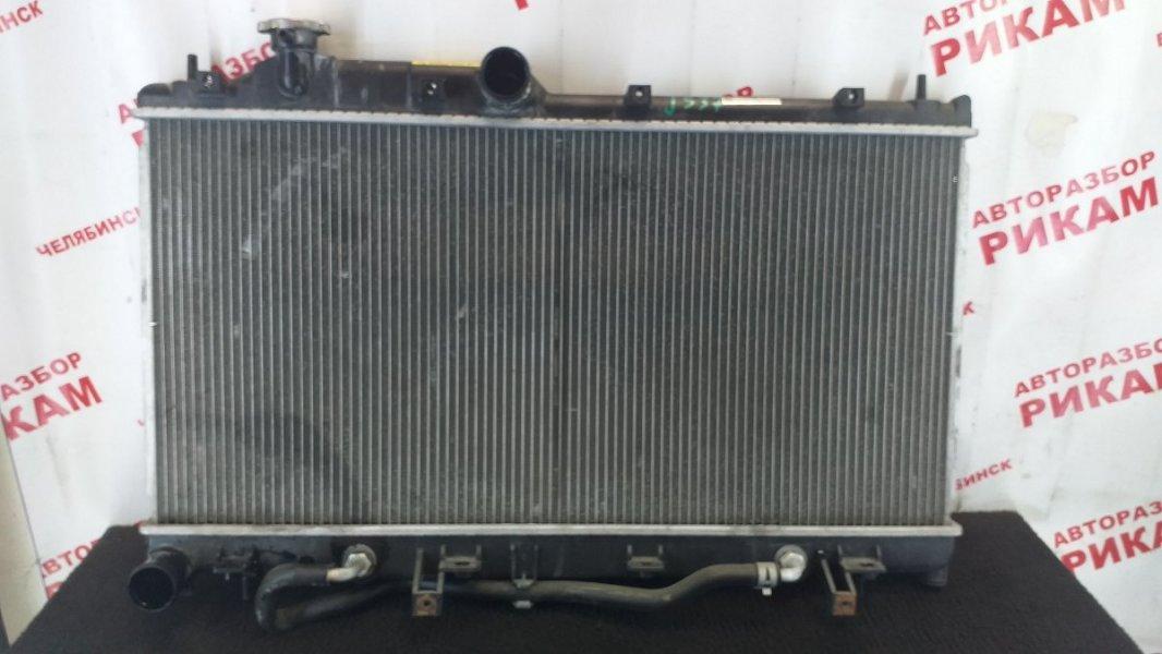 Радиатор охлаждения Subaru Forester SH5 EJ204 2009