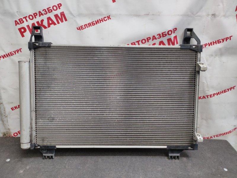 Радиатор кондиционера Toyota Vitz KSP90 1KR-FE 2010