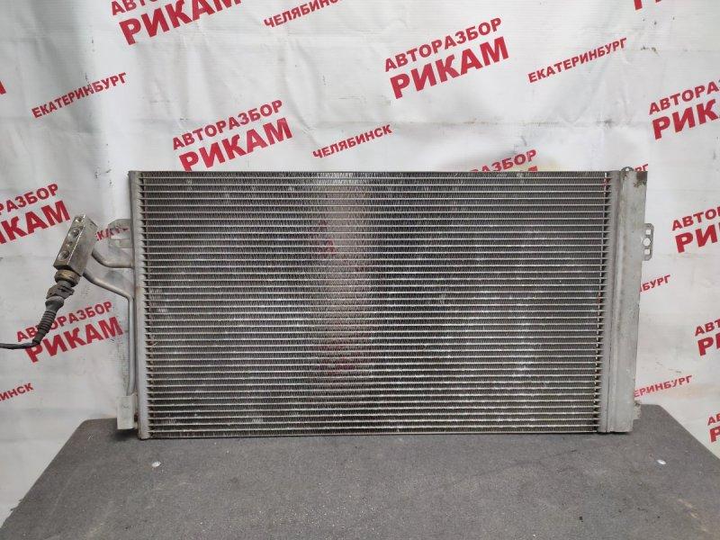 Радиатор кондиционера Mercedes-Benz Viano W639 M112.951 2004