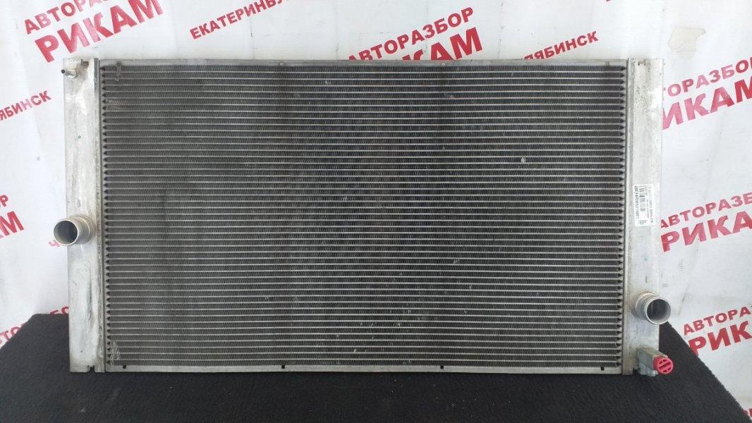 Радиатор охлаждения Volvo S40 MS38 B5244S4 2010