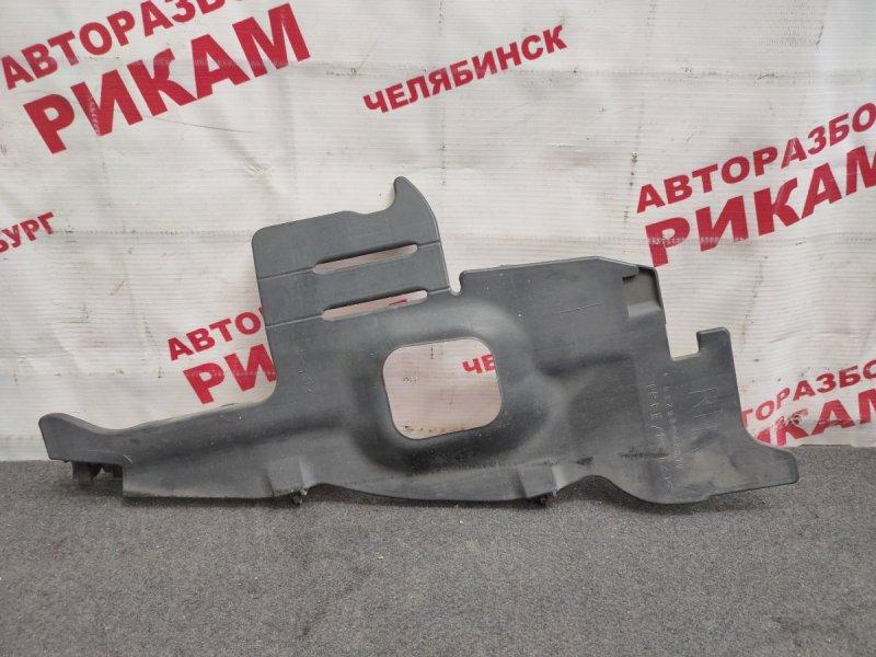 Дефлектор радиатора Toyota Rav4 ACA31 2AZ-FE 2006 правый