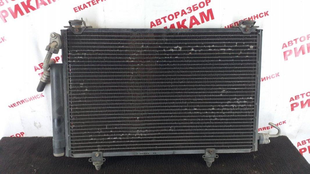 Радиатор кондиционера Toyota Funcargo NCP20 2NZ-FE 2001