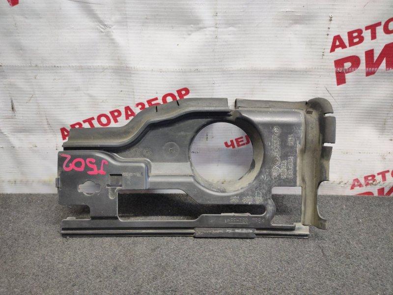 Дефлектор радиатора Volvo V60 FW48 B4164T 2013 правый