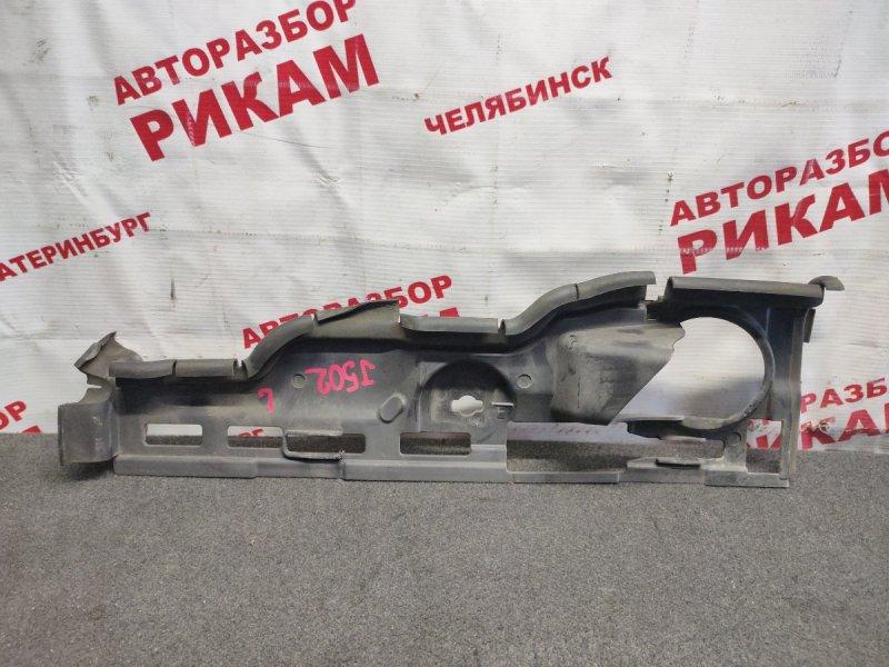 Дефлектор радиатора Volvo V60 FW48 B4164T 2013 левый
