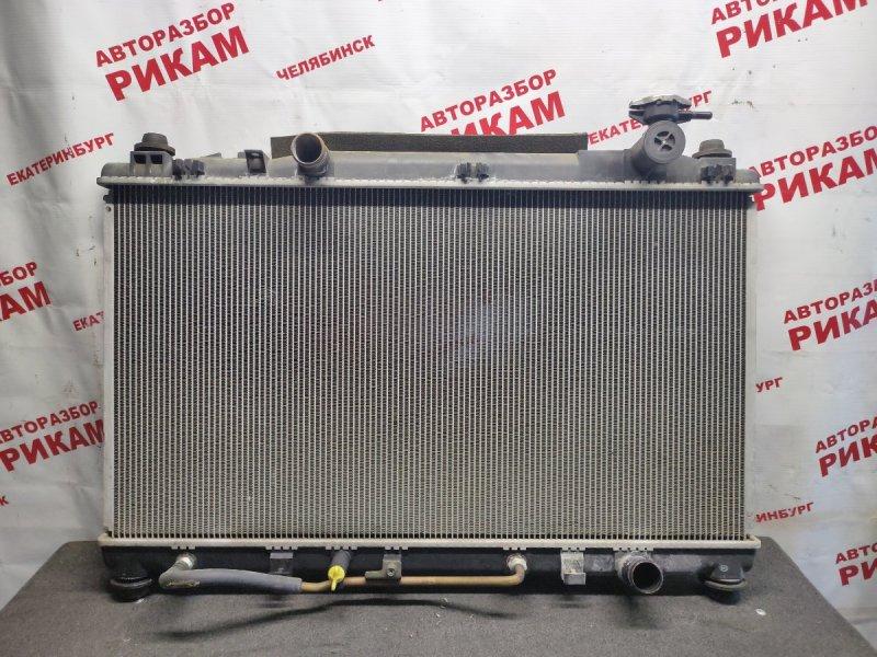 Радиатор охлаждения Toyota Camry ACV40 2AZ-FE 2006