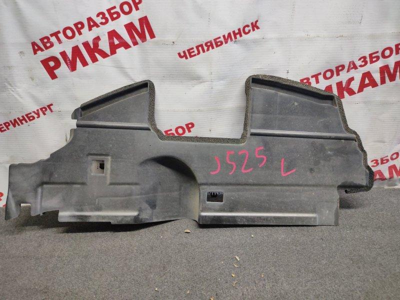 Дефлектор радиатора Toyota Camry ACV40 2AZ-FE 2006 левый