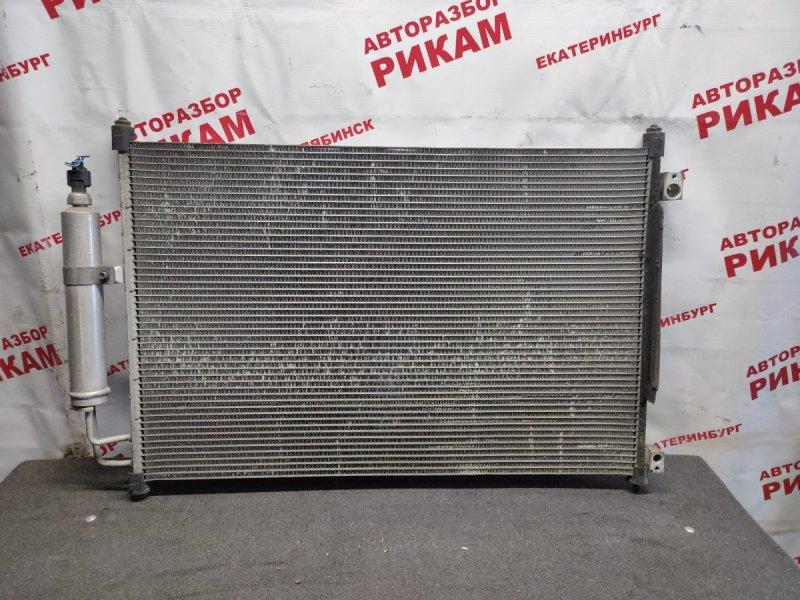 Радиатор кондиционера Nissan X-Trail NT31 MR20DE 2008