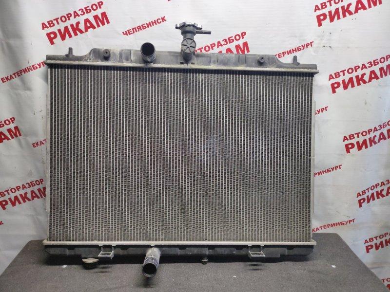 Радиатор охлаждения Nissan X-Trail NT31 MR20 2008