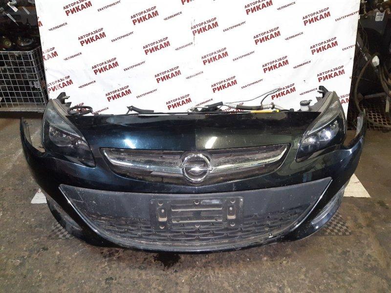Ноускат Opel Astra J P10 A14NET 2012