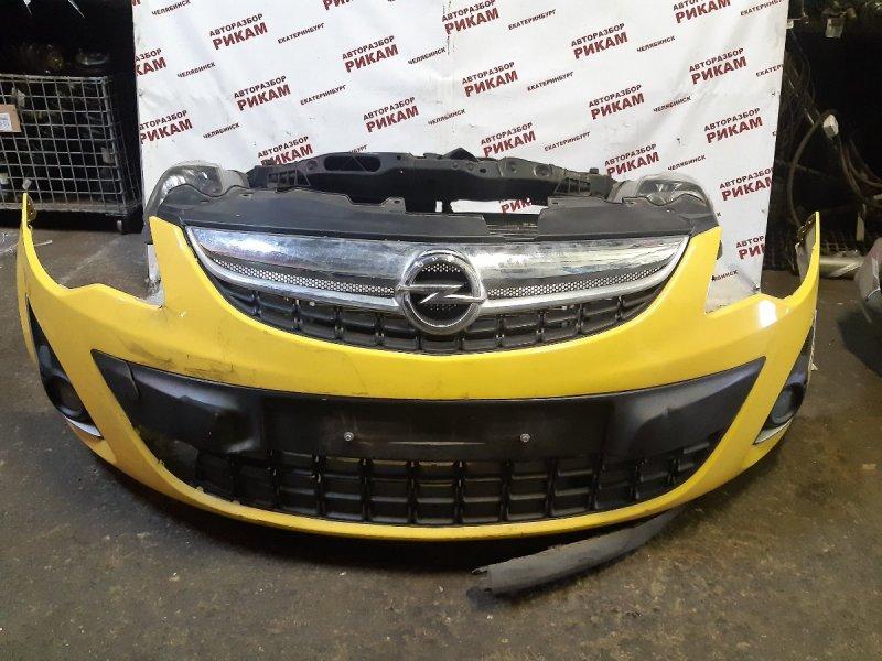 Ноускат Opel Corsa D S07 A14XER 2013