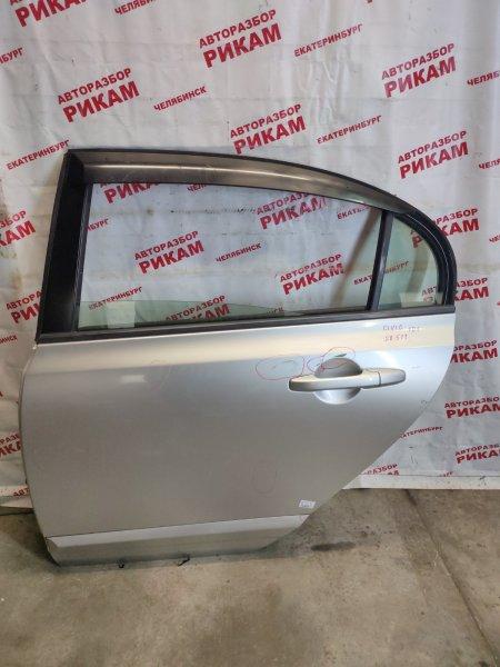 Дверь Honda Civic FD1 R18A задняя левая