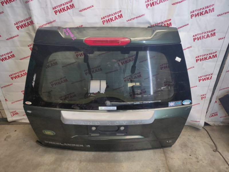 Дверь багажника Land Rover Freelender L359 B6324S 2007