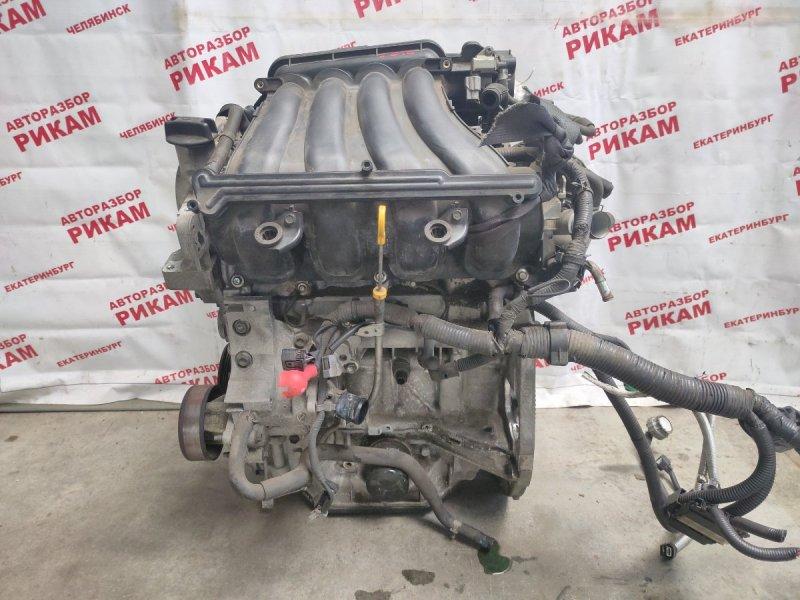 Двигатель Nissan X-Trail NT31 MR20 2008