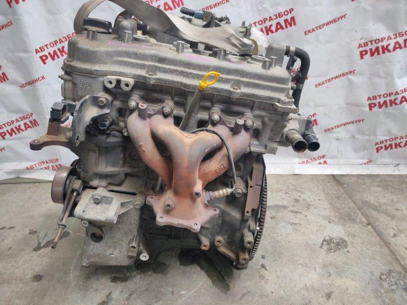 Двигатель Nissan Sunny FNB15 QG15DE 2002