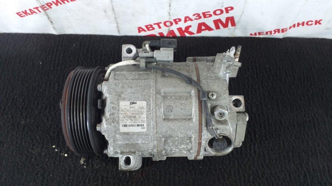 Компрессор кондиционера Nissan X-Trail NT31 MR20 2008