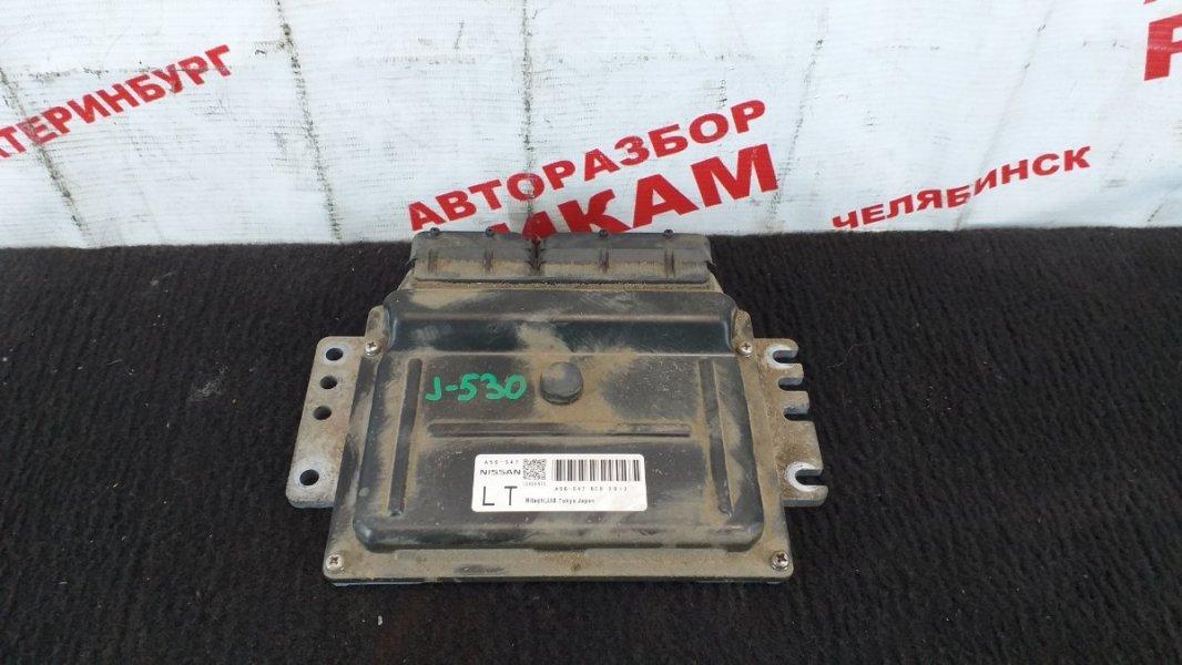 Блок управления Nissan Sunny FNB15 QG15DE 2002