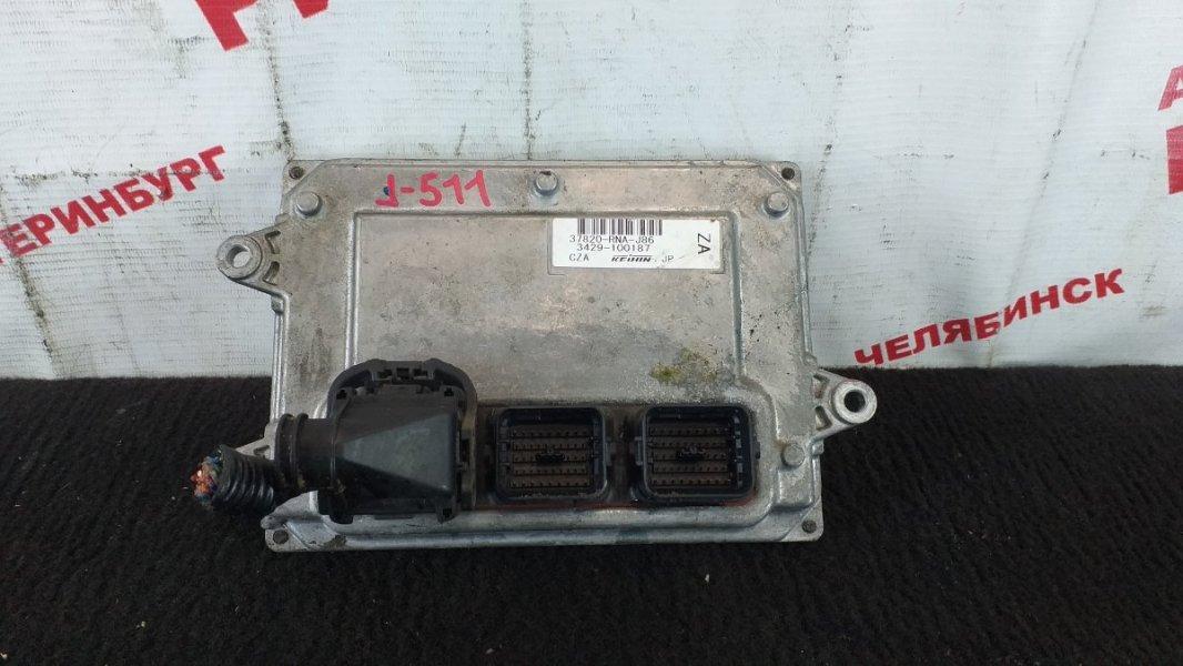Блок управления Honda Civic FD1 R18A