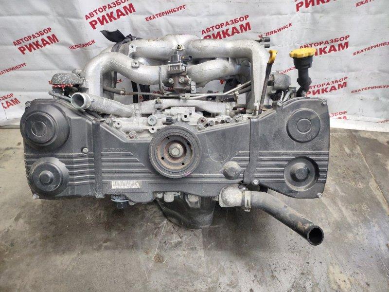Двигатель Subaru Forester SH5 EJ204 2009