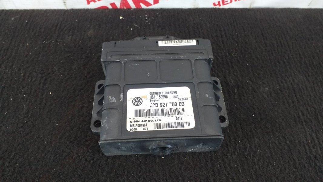 Блок управления Volkswagen Touareg GP BHK 2007