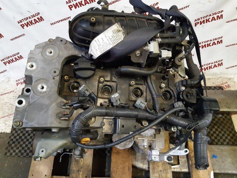 Двигатель Nissan X-Trail NT31 QR25DE 2008