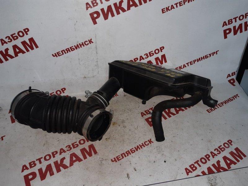 Гофра воздушного фильтра Nissan X-Trail NT31 QR25DE 2008