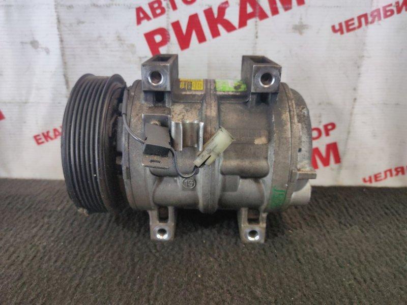 Компрессор кондиционера Volvo V70 LW61 B5244S 2000
