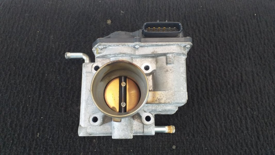 Дроссельная заслонка Mazda Axela BK5P ZY 2006