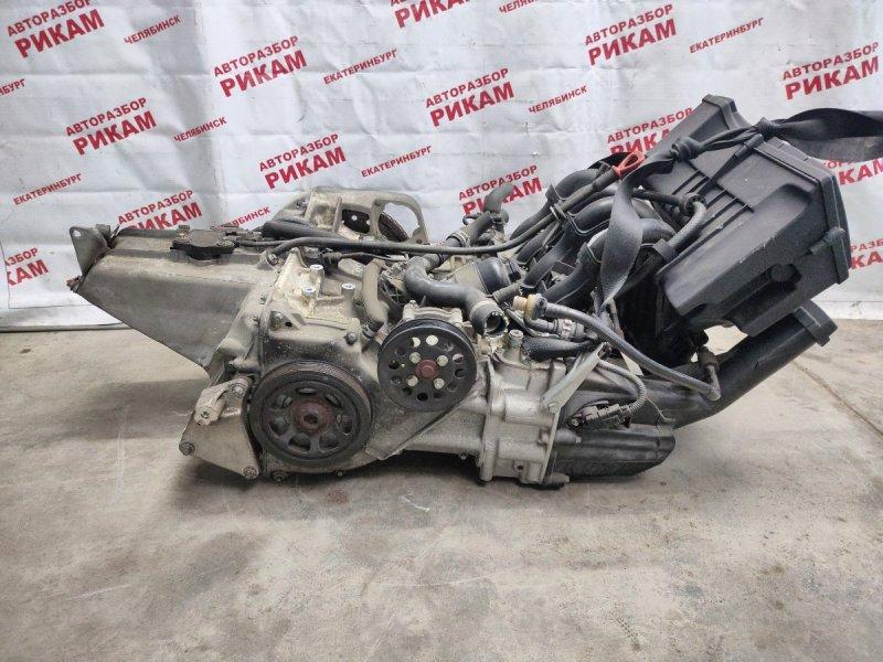 Двигатель Mercedes-Benz A-Класс W168 166960 1999