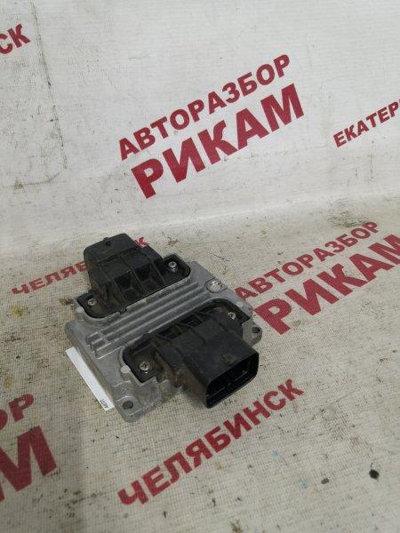 Блок управления Opel Corsa D L08 A14XER 2013