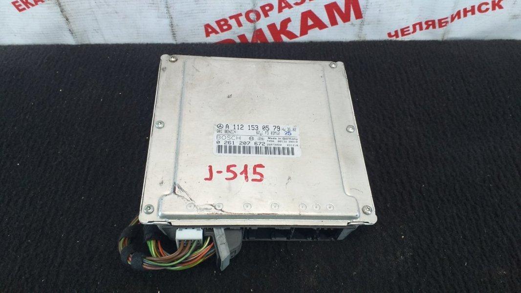 Блок управления Mercedes-Benz Viano W639 112.951 2004