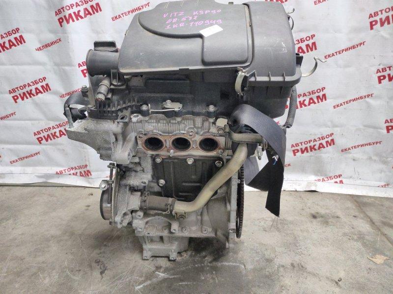 Двигатель Toyota Vitz KSP90 1KR-FE 2010