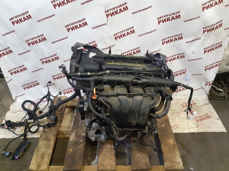 Двигатель Chery M11 SQRE4G16 2014