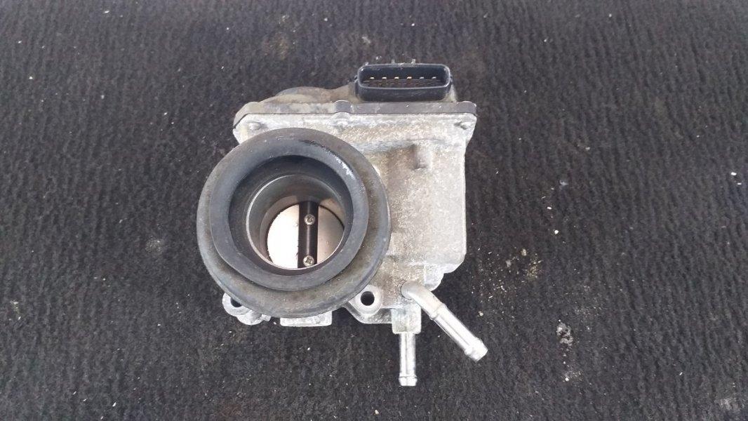 Дроссельная заслонка Toyota Vitz KSP90 1KR-FE 2010