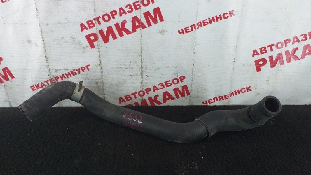 Патрубок Toyota Vitz KSP90 1KR-FE 2010