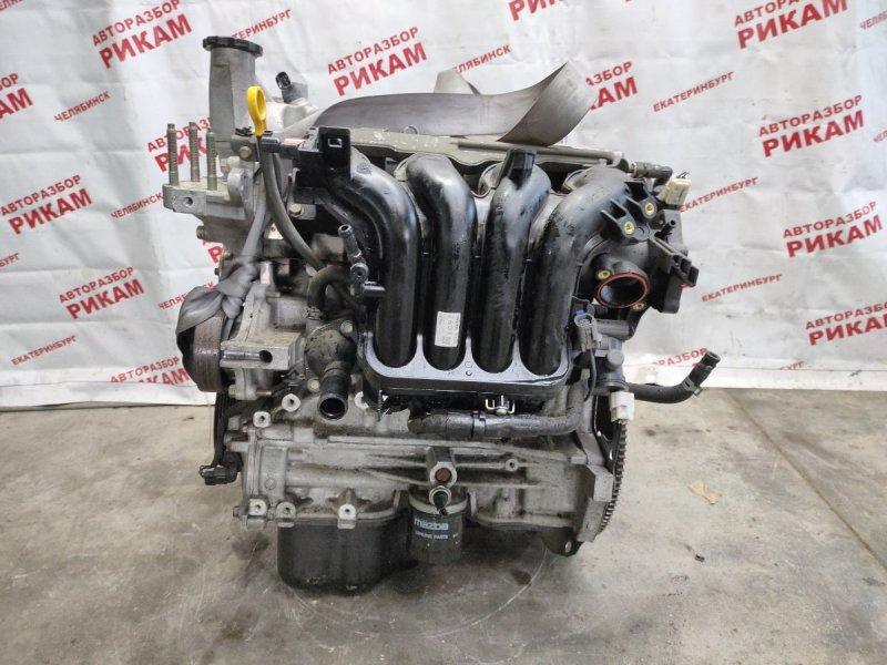 Двигатель Mazda Axela BK5P ZY 2003