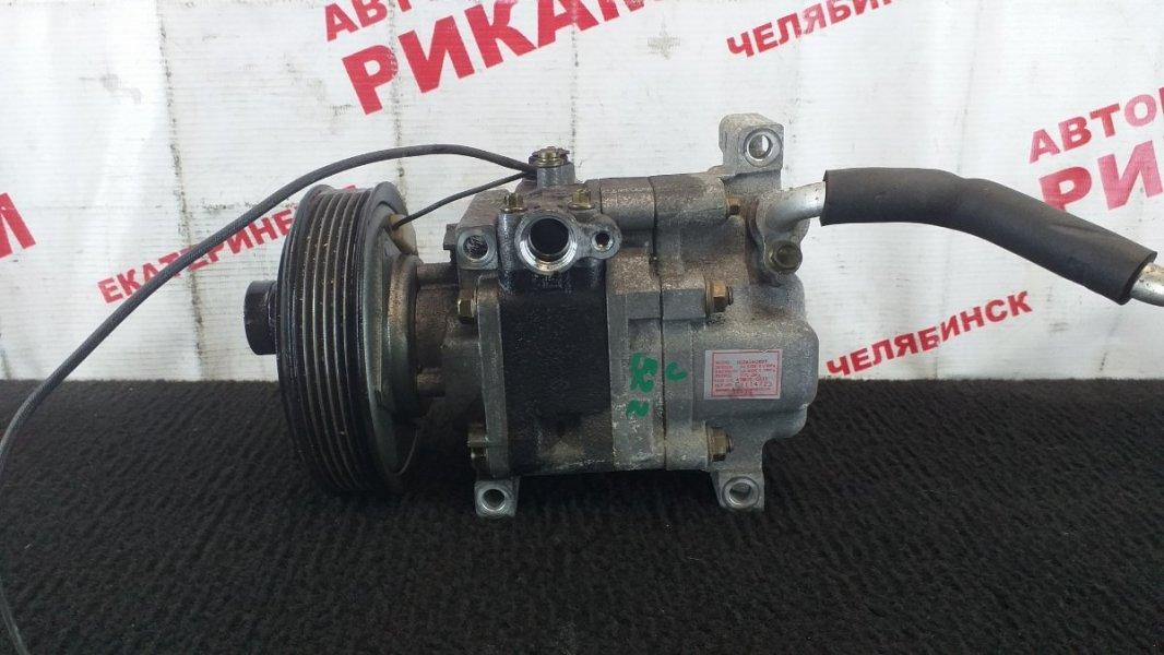 Компрессор кондиционера Mazda Axela BK5P ZY 2003